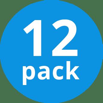 Multipack 12x Philips MASTERC CDM-T 70W/830 G12 1CT/12