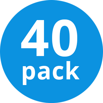 Multipack 40x Philips MASTER TL5 HE 28W/830