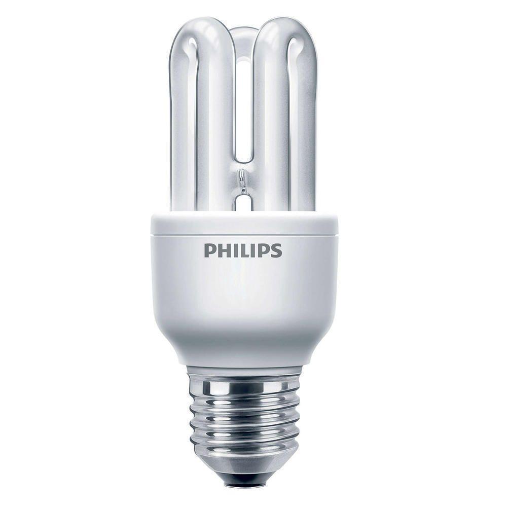 Philips Genie ESaver 8W 827 E27   Extra Warm White