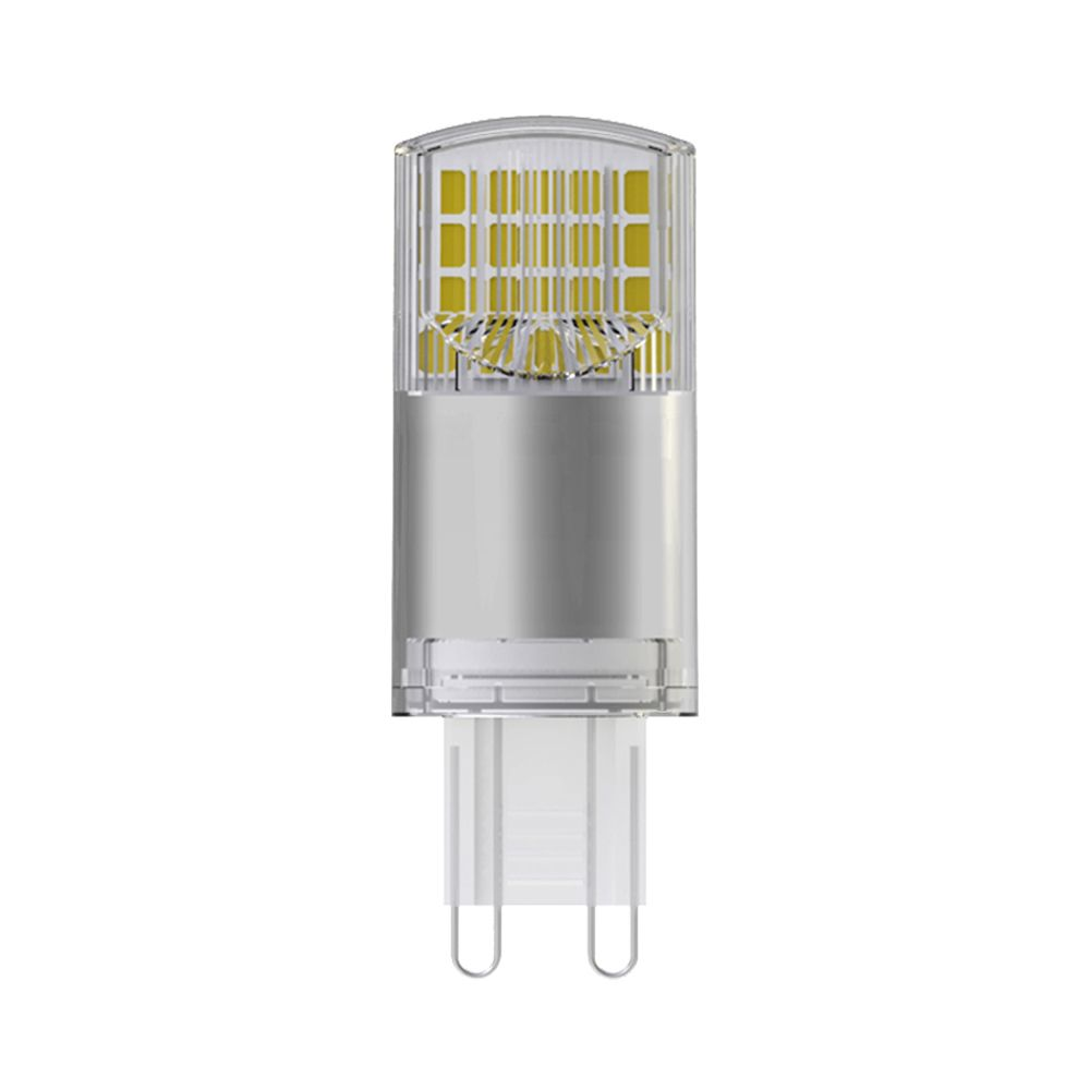 Noxion LED Bolt G9 3.5W 827   Dimmable - Extra Warm White - Replaces 32W