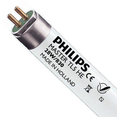 Philips TL5 HE 28W 830 (MASTER)   115cm - Warm White