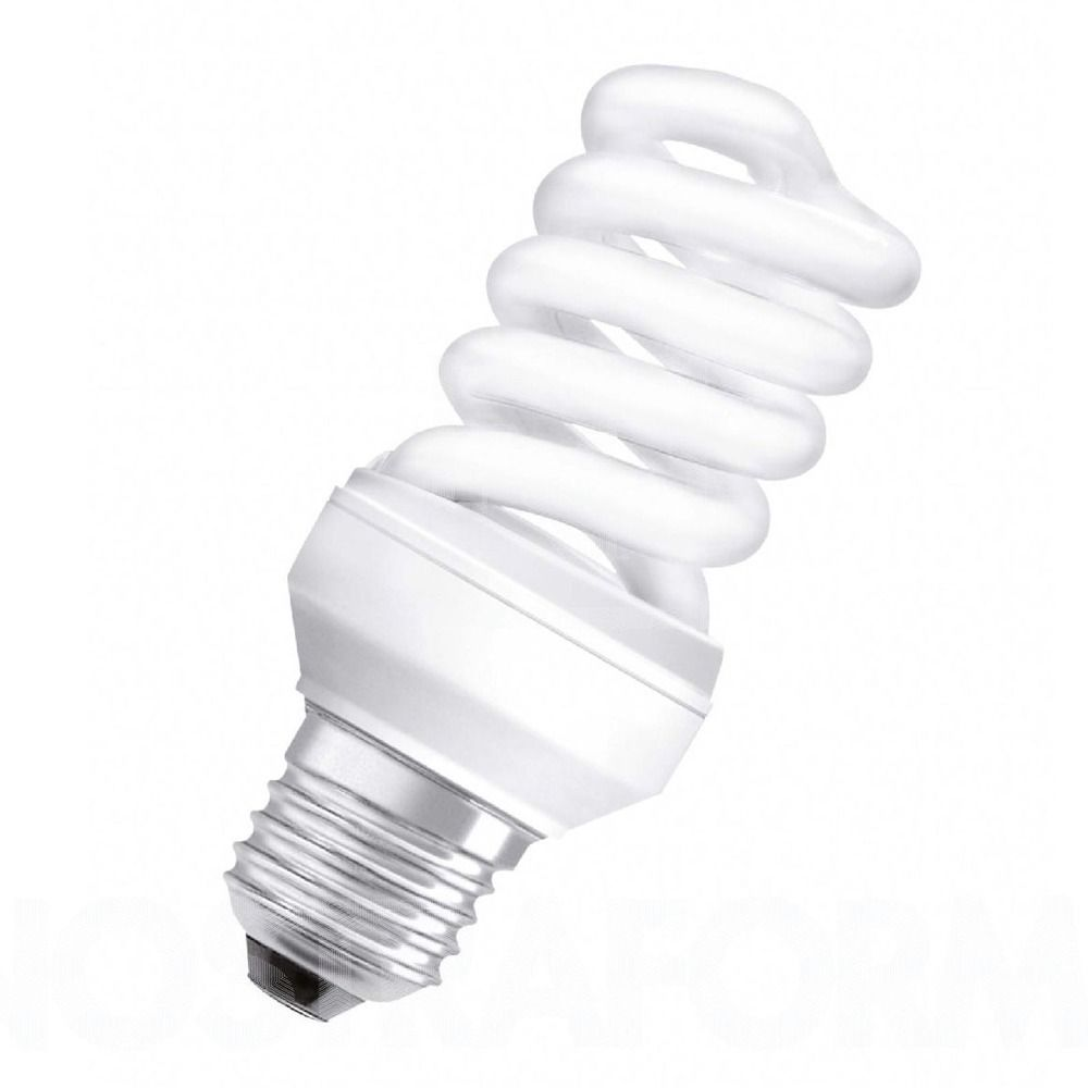 Osram Dulux Pro Mini Twist E27 15W 840   Cool White