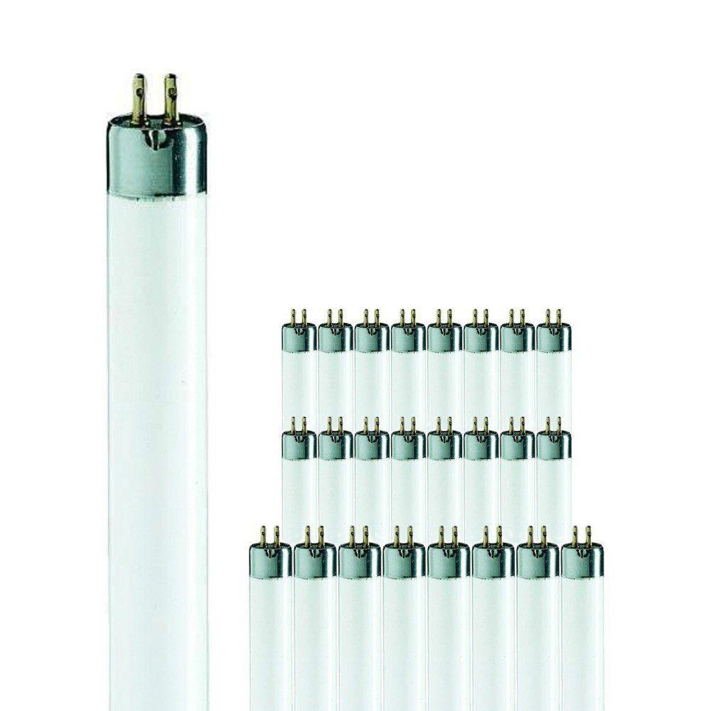 Multipack 25x Philips TL Mini 8W 33-640 | 29cm - Cool White