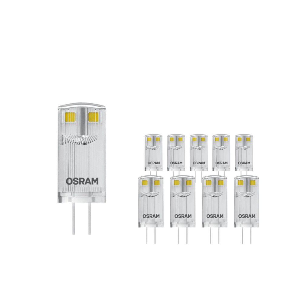 Multipack 20x Osram LED P PIN10 _W/827 12V CL G4