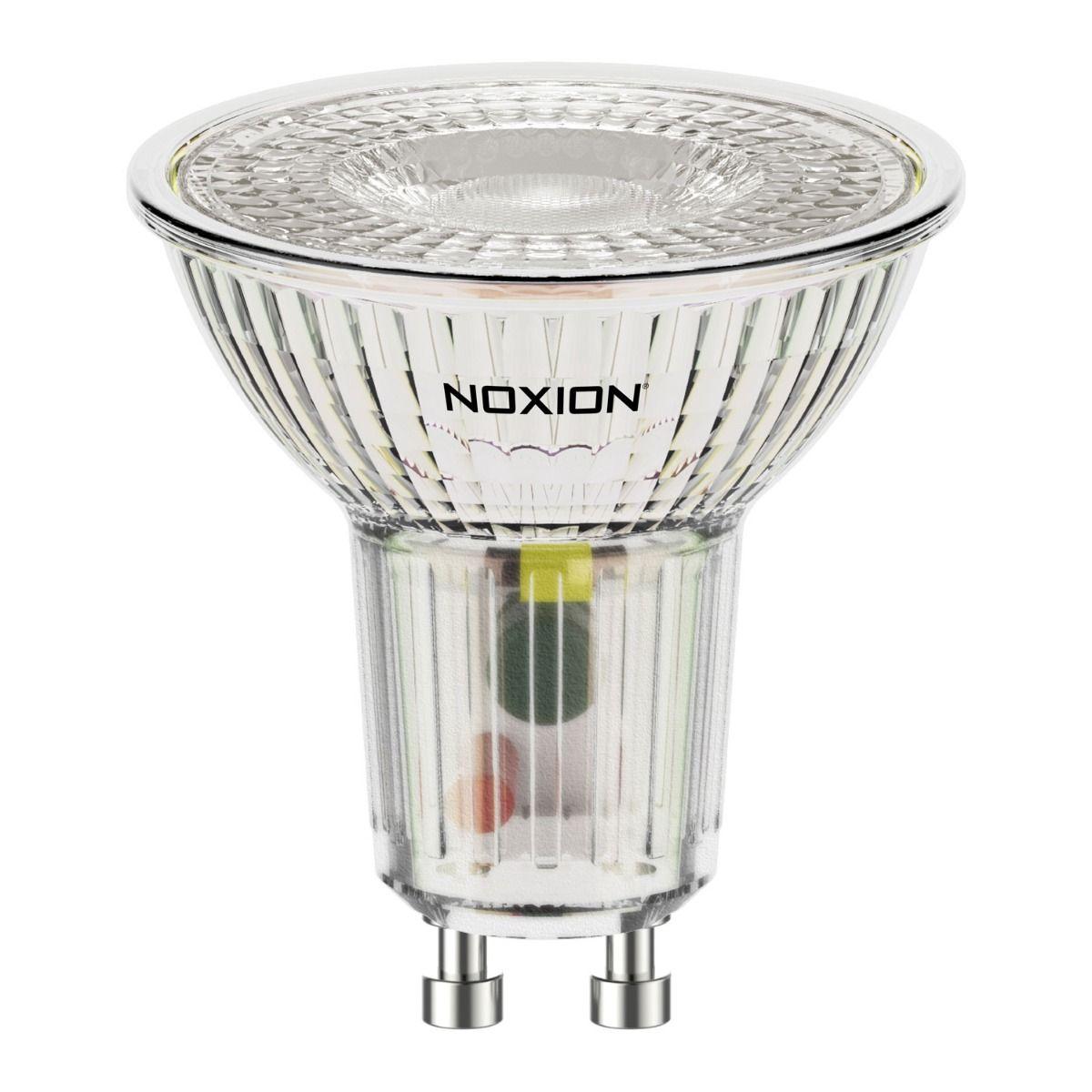 Noxion LED Spot GU10 3.7W 830 36D 260lm   Warm White - Replaces 35W