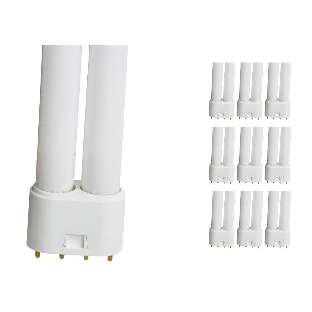 Multipack 10x Osram Dulux L 36W 830   Warm White - 4-Pin