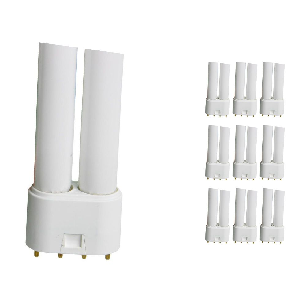 Multipack 10x Osram Dulux L 18W 840   Cool White - 4-Pin