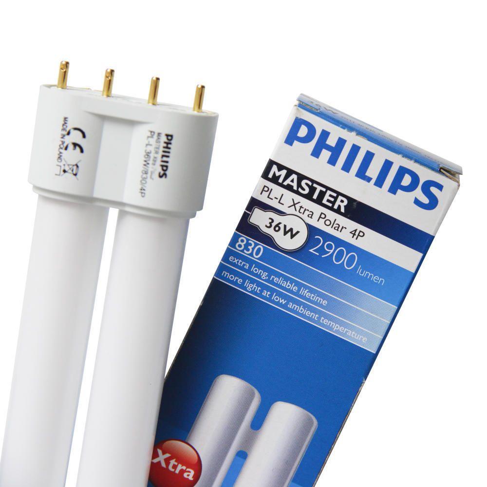 Philips PL-L Xtra Polar 36W 830 4P (MASTER) | Warm White - 4-Pin