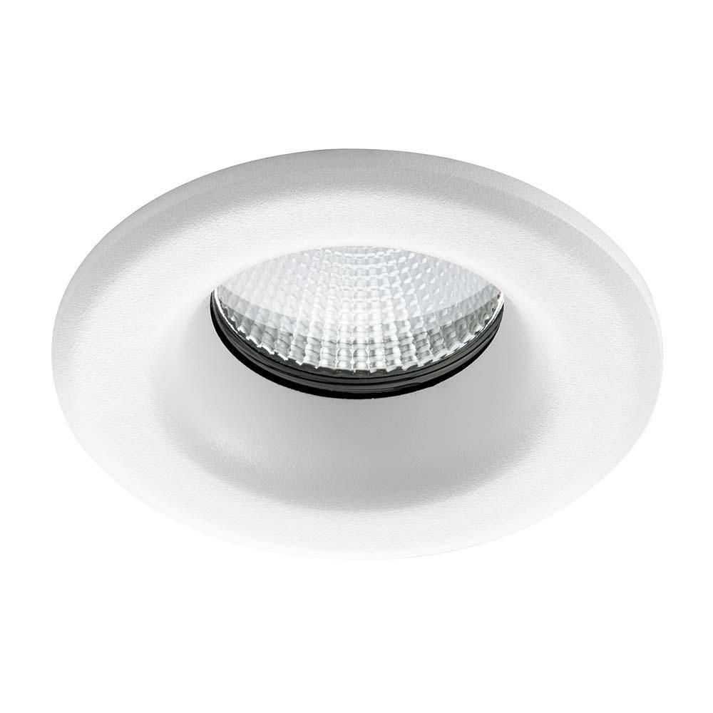 Noxion LED Spot H2O IP65 Fireproof 2700K White 6W | Best Colour Rendering - Dimmable