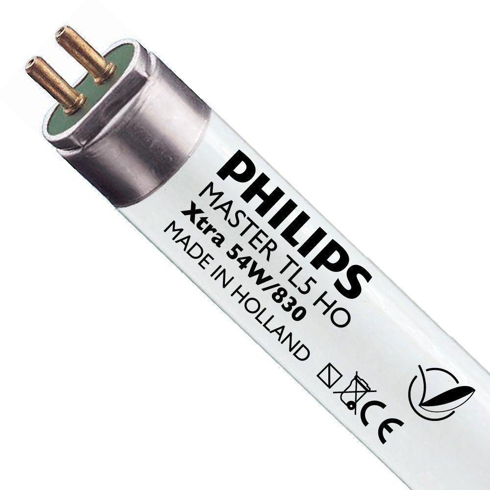 Philips TL5 HO Xtra 54W 830 (MASTER) | 115cm - Warm White