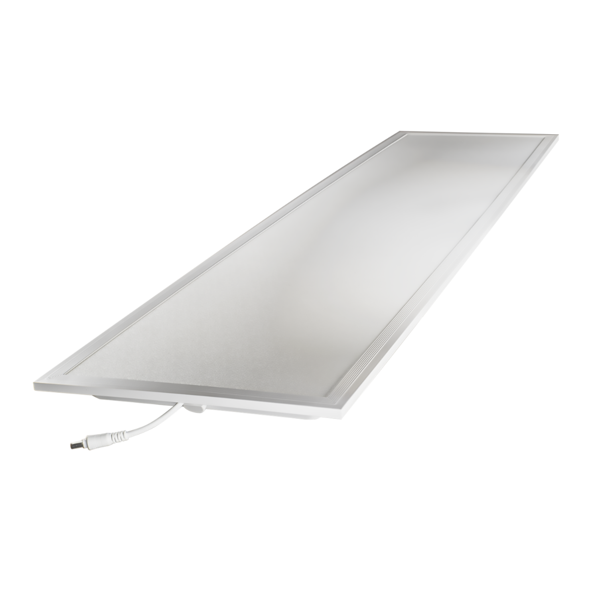 Noxion LED Panel Delta Pro Highlum V2.0 40W 30x120cm 3000K 5280lm UGR <19 | Warm White - Replaces 2x36W