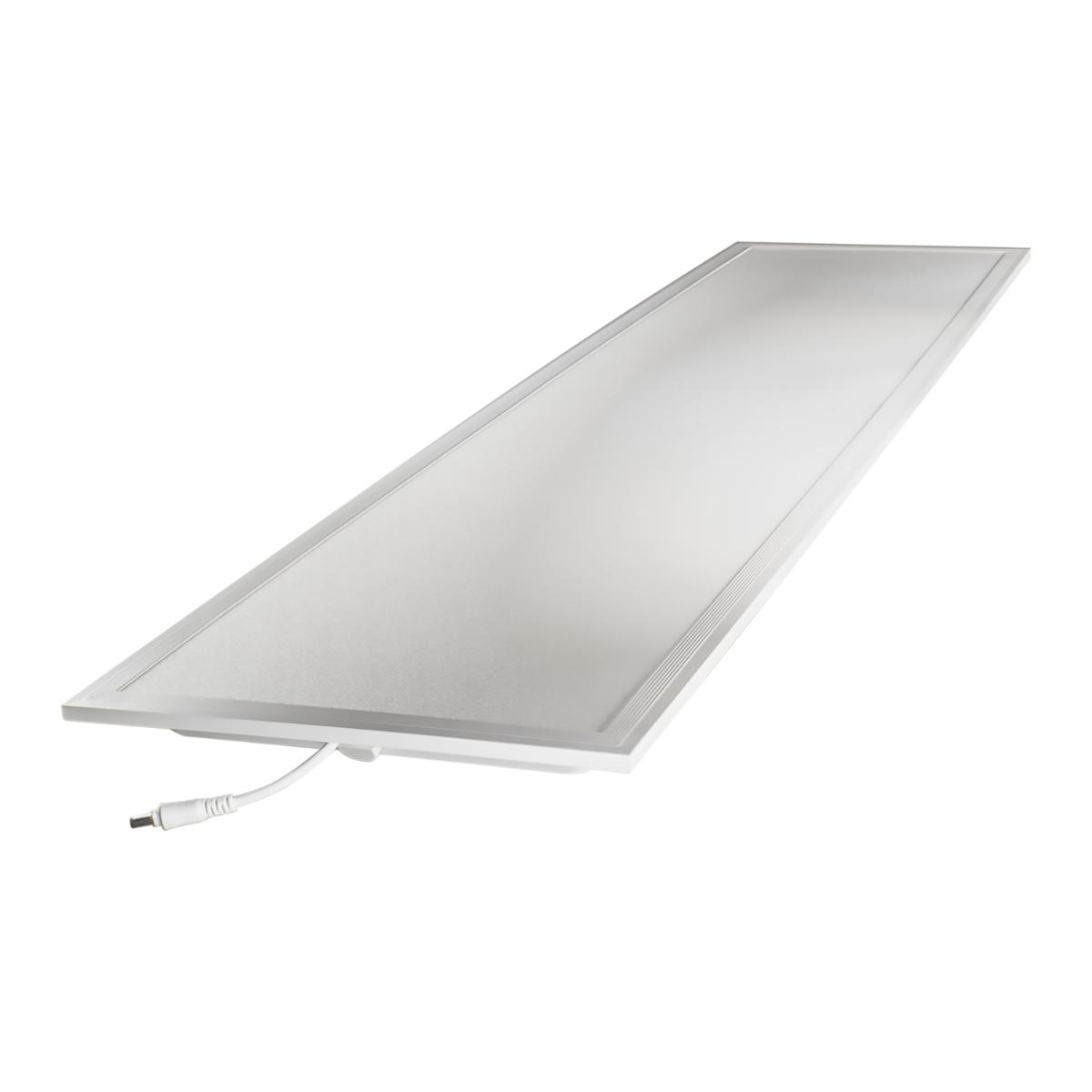 Noxion LED Panel Delta Pro Highlum V2.0 Xitanium DALI 40W 30x120cm 3000K 5280lm UGR <19 | Dali Dimmable - Warm White - Replaces 2x36W