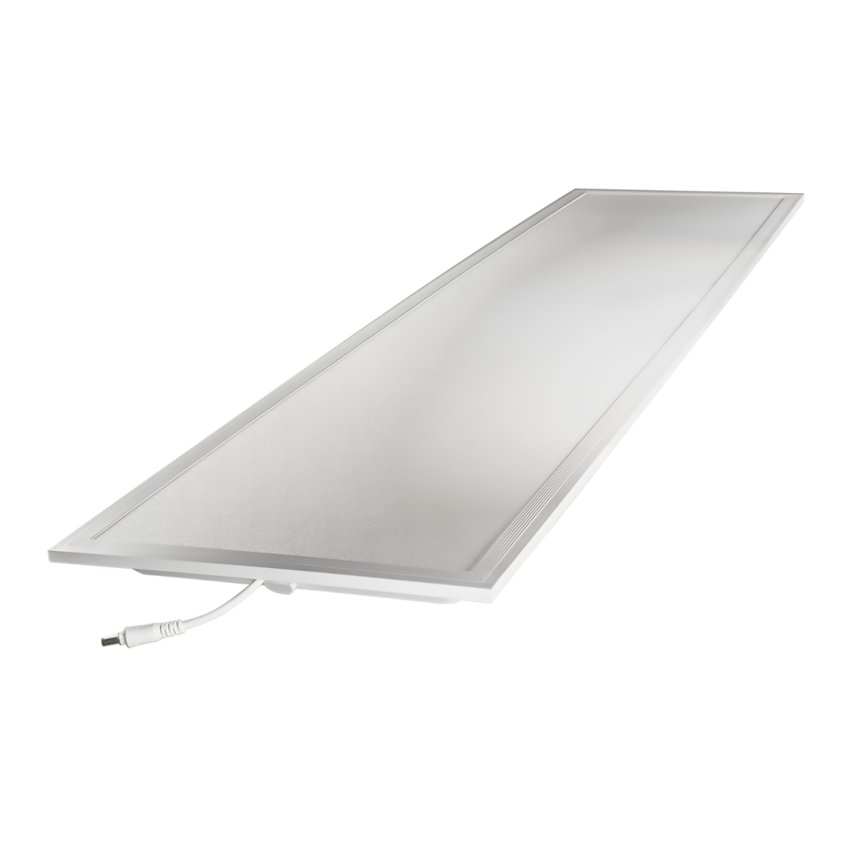 Noxion LED Panel Delta Pro V2.0 Xitanium DALI 30W 30x120cm 3000K 3960lm UGR <19 | Dali Dimmable - Warm White - Replaces 2x36W