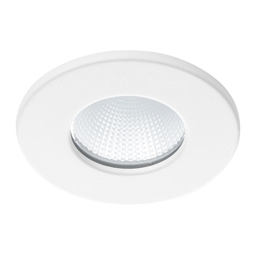 Noxion LED Spot Ember IP65 Fireproof 2700K White 6W | Best Colour Rendering - Dimmable