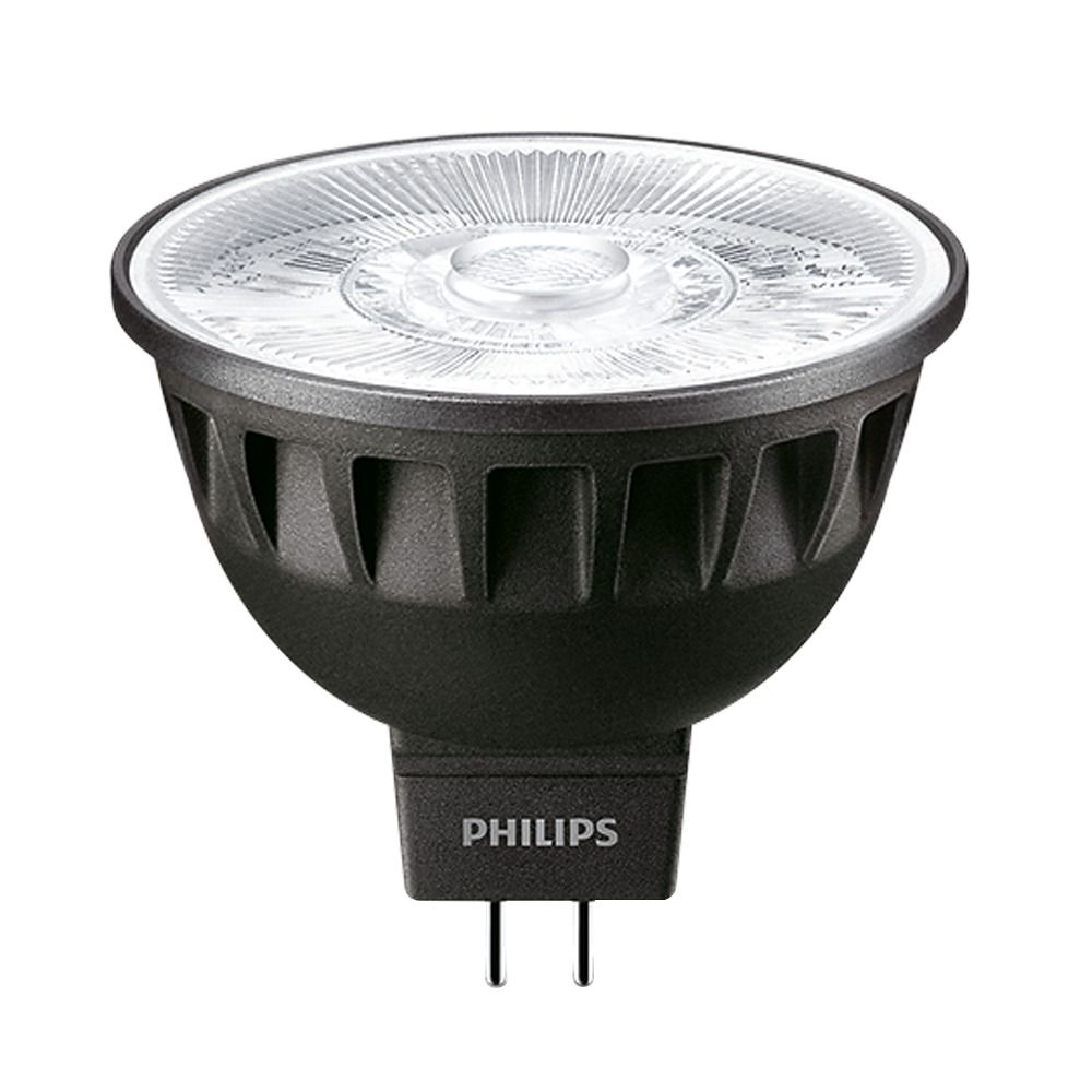 Philips LEDspot ExpertColor GU5.3 MR16 6.5W 930 10D (MASTER) | Warm White - Best Colour Rendering - Dimmable - Replaces 35W