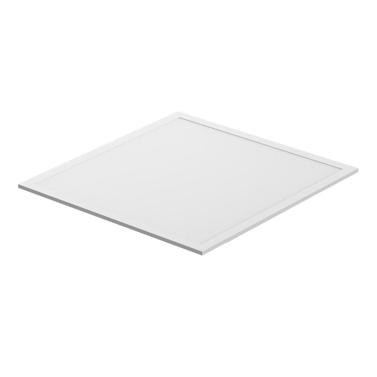 Noxion LED Panel Delta Pro V2.0 30W 60x60cm 3000K 3960lm UGR <19 | Warm White - Replaces 4x18W