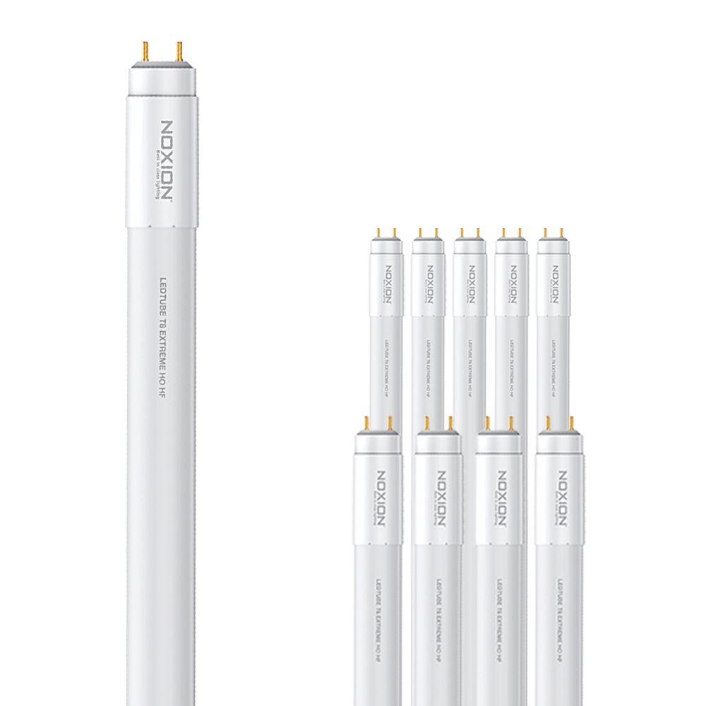 Multipack 10x Noxion Avant LEDtube T8 Extreme HO HF 120cm 14W 865   Day Light - Replaces 36W