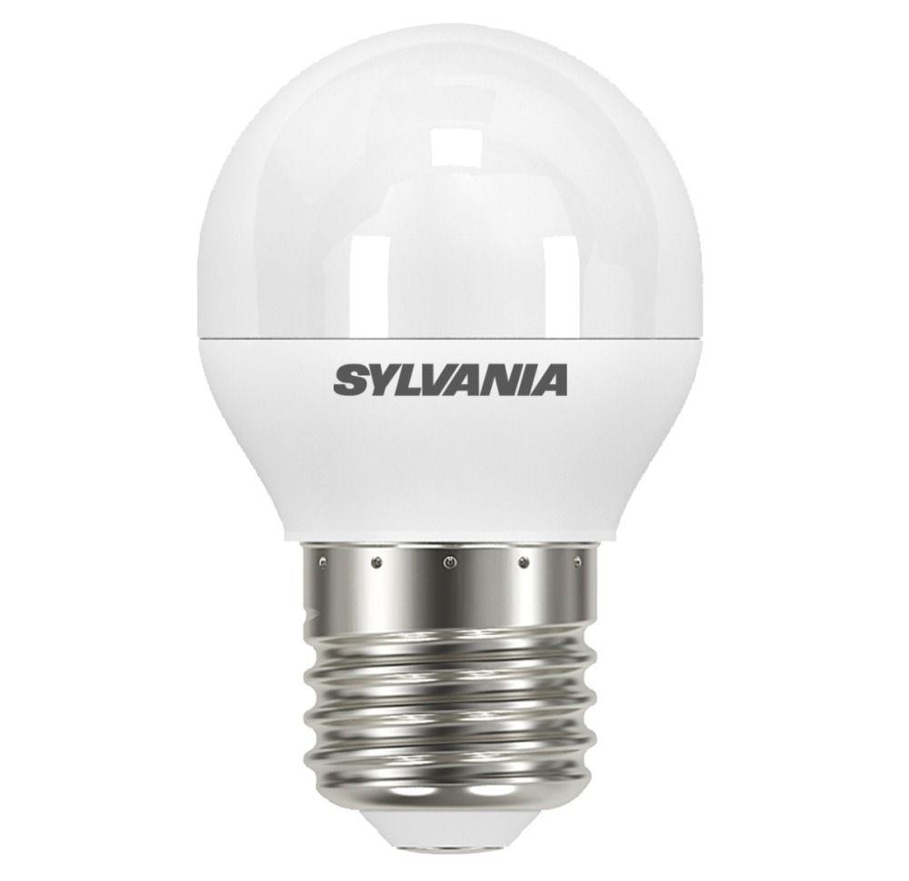 Sylvania ToLEDo Ball E27 P45 Frosted 5.5W   Replaces 40W