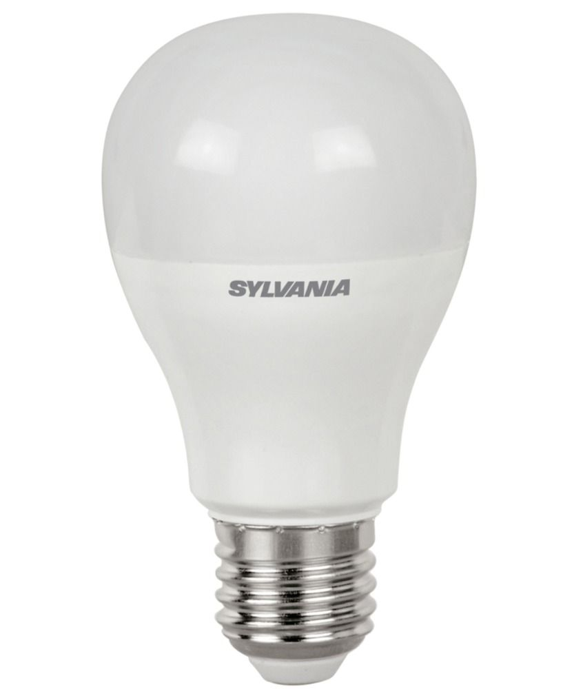 Sylvania ToLEDo GLS E27 9W 865 Frosted   Replaces 60W