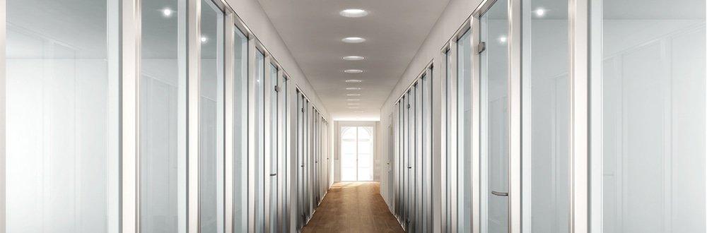 LED Downlight kantoor