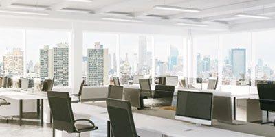Open Plan Office Lighting